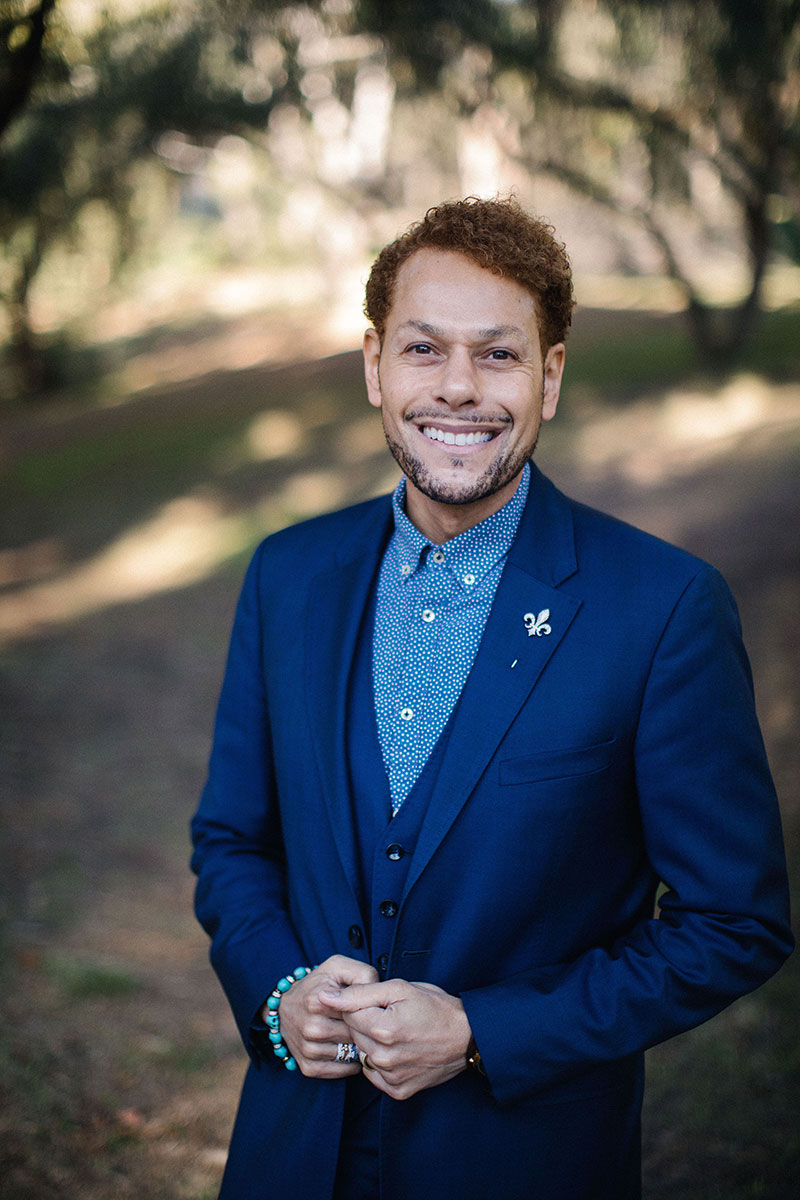 Dr. Yamonte Cooper, Psychotherapist and Sex Therapist in LA